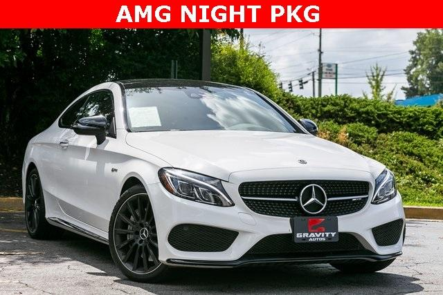 Used 2018 Mercedes-Benz C-Class C 43 AMG for sale Sold at Gravity Autos Atlanta in Chamblee GA 30341 3