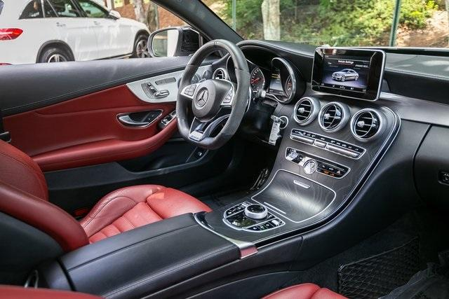 Used 2018 Mercedes-Benz C-Class C 43 AMG for sale Sold at Gravity Autos Atlanta in Chamblee GA 30341 7