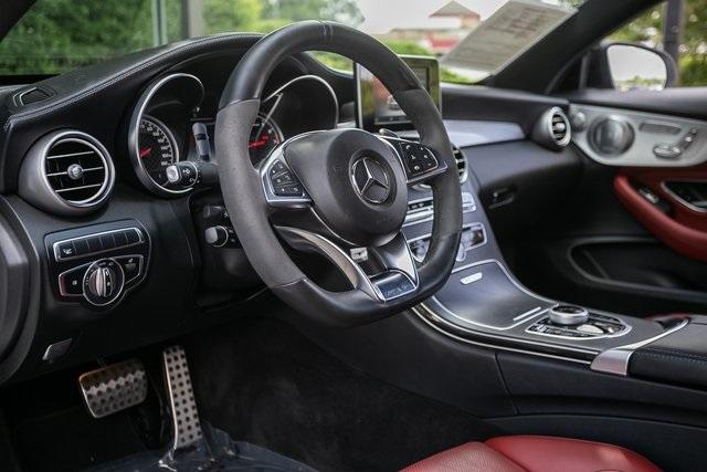 Used 2018 Mercedes-Benz C-Class C 43 AMG for sale Sold at Gravity Autos Atlanta in Chamblee GA 30341 8