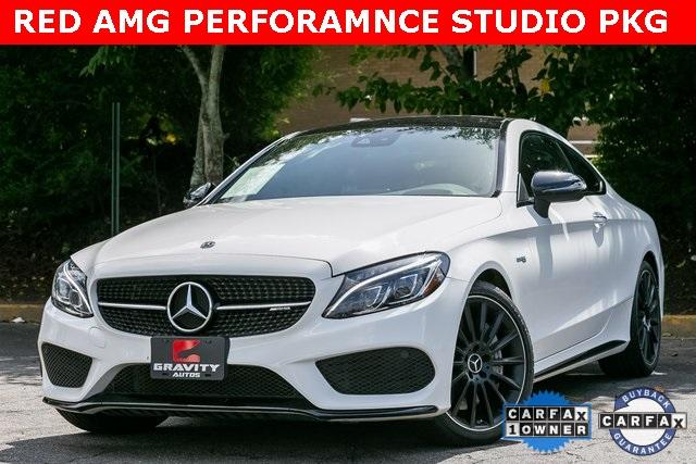 Used 2018 Mercedes-Benz C-Class C 43 AMG for sale Sold at Gravity Autos Atlanta in Chamblee GA 30341 1