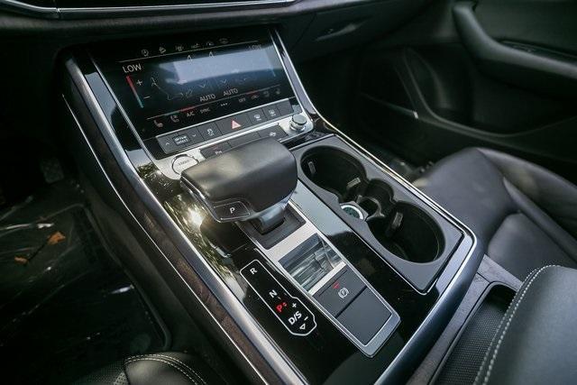 Used 2019 Audi Q8 3.0T Premium Plus for sale $65,341 at Gravity Autos Atlanta in Chamblee GA 30341 21