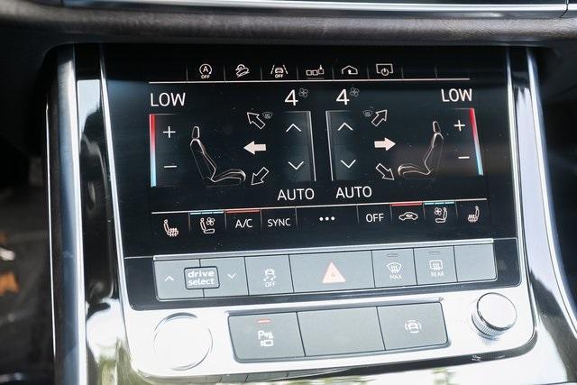 Used 2019 Audi Q8 3.0T Premium Plus for sale $65,341 at Gravity Autos Atlanta in Chamblee GA 30341 26
