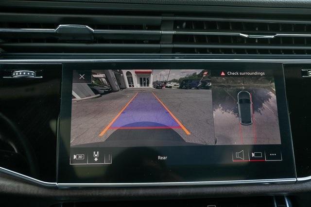Used 2019 Audi Q8 3.0T Premium Plus for sale $65,341 at Gravity Autos Atlanta in Chamblee GA 30341 28