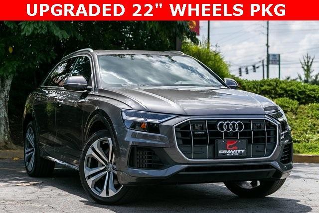 Used 2019 Audi Q8 3.0T Premium Plus for sale $65,341 at Gravity Autos Atlanta in Chamblee GA 30341 3