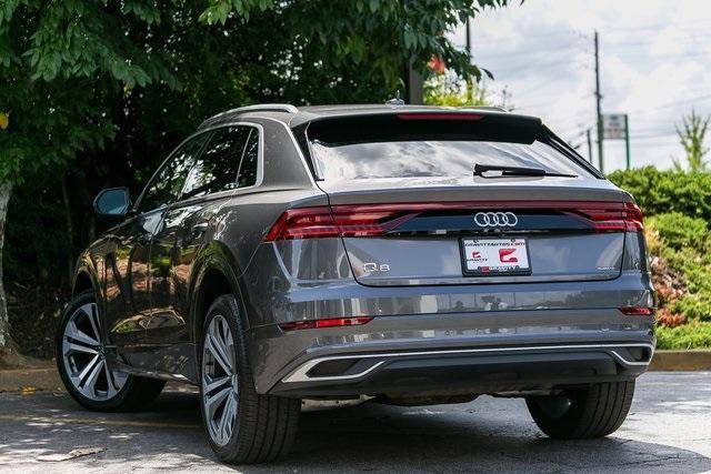 Used 2019 Audi Q8 3.0T Premium Plus for sale $65,341 at Gravity Autos Atlanta in Chamblee GA 30341 42