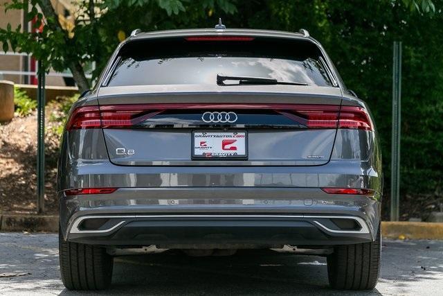 Used 2019 Audi Q8 3.0T Premium Plus for sale $65,341 at Gravity Autos Atlanta in Chamblee GA 30341 43