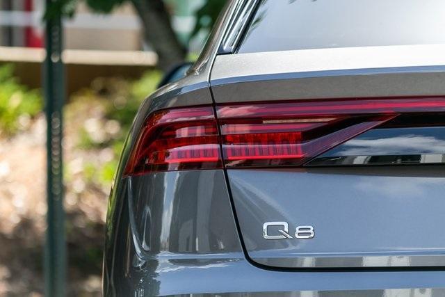 Used 2019 Audi Q8 3.0T Premium Plus for sale $65,341 at Gravity Autos Atlanta in Chamblee GA 30341 44