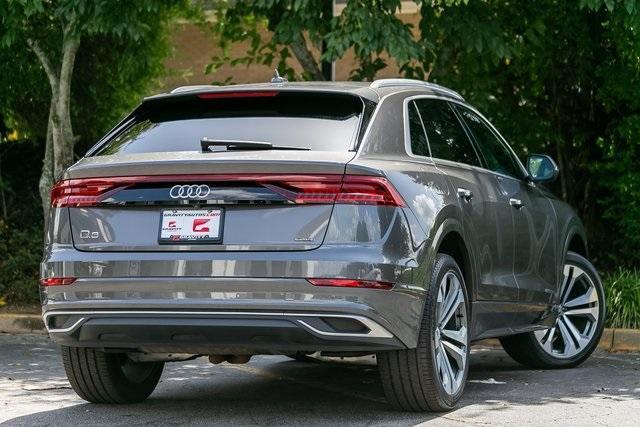 Used 2019 Audi Q8 3.0T Premium Plus for sale $65,341 at Gravity Autos Atlanta in Chamblee GA 30341 45
