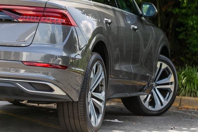 Used 2019 Audi Q8 3.0T Premium Plus for sale $65,341 at Gravity Autos Atlanta in Chamblee GA 30341 46