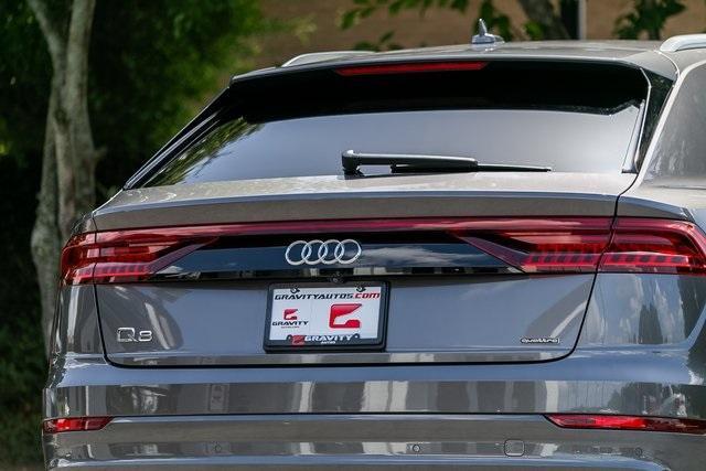 Used 2019 Audi Q8 3.0T Premium Plus for sale $65,341 at Gravity Autos Atlanta in Chamblee GA 30341 47