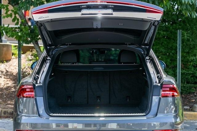 Used 2019 Audi Q8 3.0T Premium Plus for sale $65,341 at Gravity Autos Atlanta in Chamblee GA 30341 48