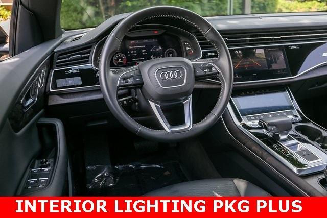 Used 2019 Audi Q8 3.0T Premium Plus for sale $65,341 at Gravity Autos Atlanta in Chamblee GA 30341 5
