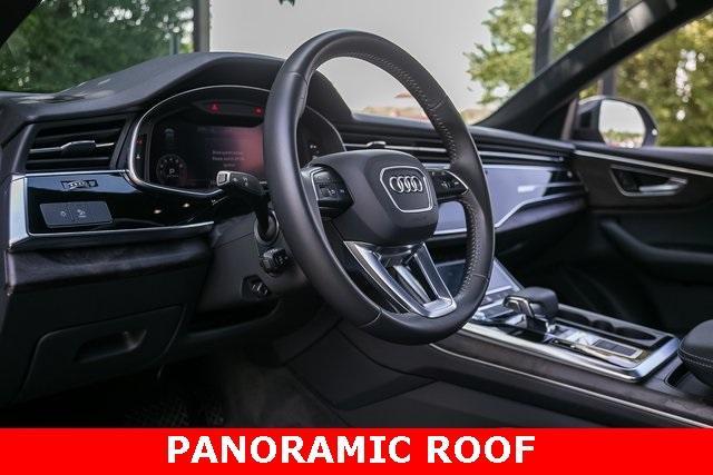 Used 2019 Audi Q8 3.0T Premium Plus for sale $65,341 at Gravity Autos Atlanta in Chamblee GA 30341 8