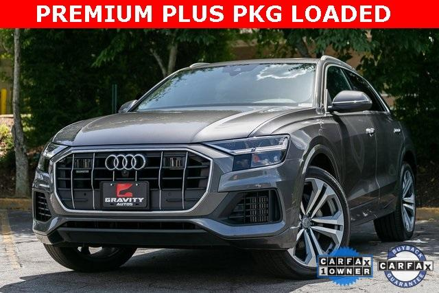 Used 2019 Audi Q8 3.0T Premium Plus for sale $65,341 at Gravity Autos Atlanta in Chamblee GA 30341 1