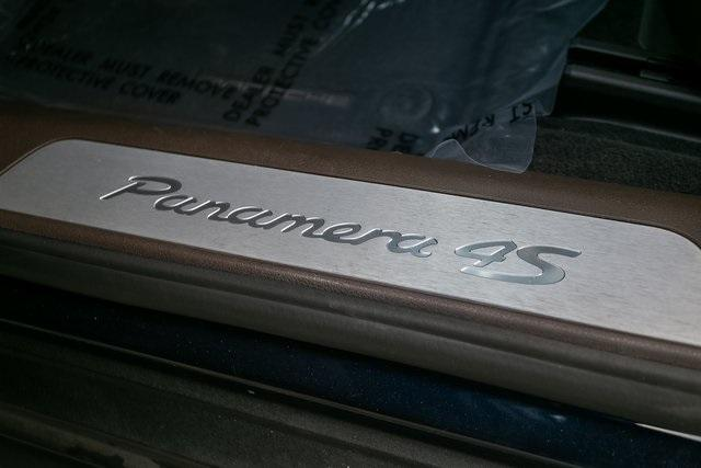 Used 2017 Porsche Panamera 4S for sale $75,695 at Gravity Autos Atlanta in Chamblee GA 30341 33