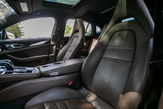 Used 2017 Porsche Panamera 4S for sale $75,695 at Gravity Autos Atlanta in Chamblee GA 30341 36
