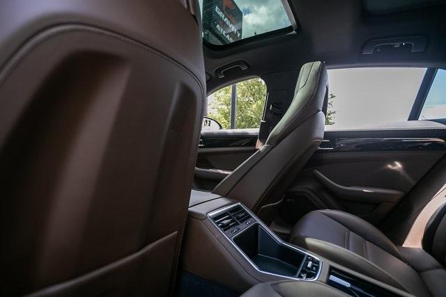 Used 2017 Porsche Panamera 4S for sale $75,695 at Gravity Autos Atlanta in Chamblee GA 30341 38