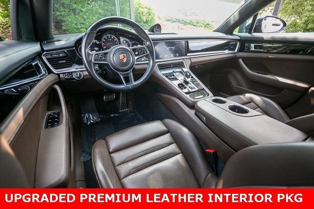 Used 2017 Porsche Panamera 4S for sale $75,695 at Gravity Autos Atlanta in Chamblee GA 30341 4