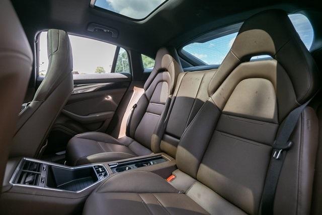 Used 2017 Porsche Panamera 4S for sale $75,695 at Gravity Autos Atlanta in Chamblee GA 30341 41