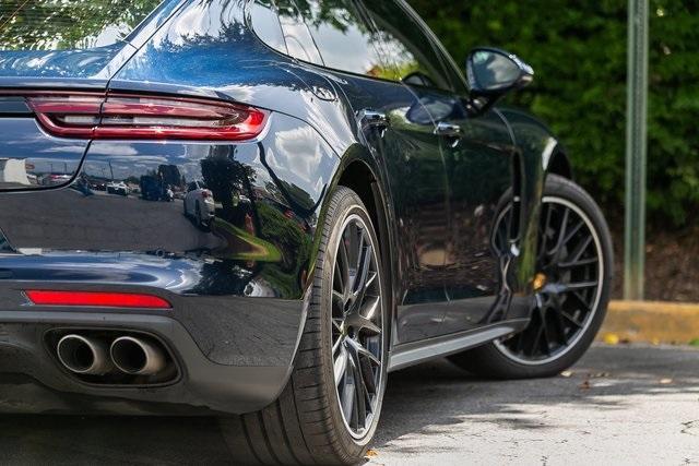 Used 2017 Porsche Panamera 4S for sale $75,695 at Gravity Autos Atlanta in Chamblee GA 30341 46