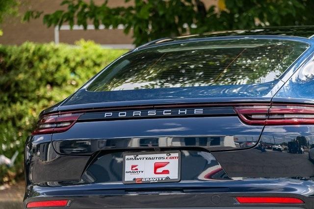 Used 2017 Porsche Panamera 4S for sale $75,695 at Gravity Autos Atlanta in Chamblee GA 30341 47