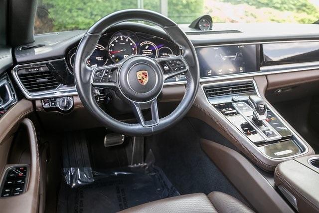 Used 2017 Porsche Panamera 4S for sale $75,695 at Gravity Autos Atlanta in Chamblee GA 30341 5