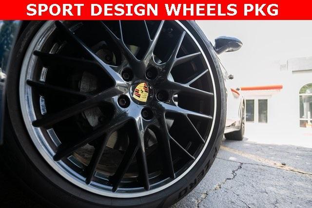 Used 2017 Porsche Panamera 4S for sale $75,695 at Gravity Autos Atlanta in Chamblee GA 30341 52