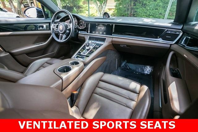 Used 2017 Porsche Panamera 4S for sale $75,695 at Gravity Autos Atlanta in Chamblee GA 30341 6