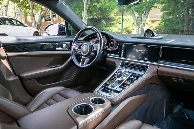 Used 2017 Porsche Panamera 4S for sale $75,695 at Gravity Autos Atlanta in Chamblee GA 30341 7