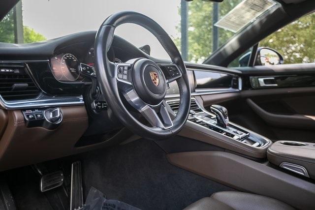 Used 2017 Porsche Panamera 4S for sale $75,695 at Gravity Autos Atlanta in Chamblee GA 30341 8