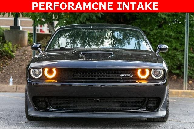 Used 2018 Dodge Challenger SRT Hellcat for sale $59,495 at Gravity Autos Atlanta in Chamblee GA 30341 2