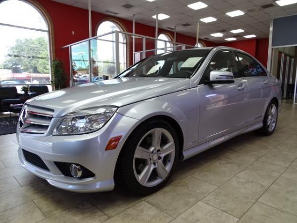 Used 2010 Mercedes-Benz C-Class C300 Sport for sale Sold at Gravity Autos in Roswell GA 30076 3