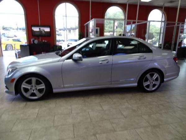 Used 2010 Mercedes-Benz C-Class C300 Sport for sale Sold at Gravity Autos in Roswell GA 30076 4