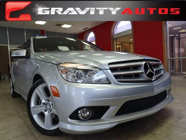 Used 2010 Mercedes-Benz C-Class C300 Sport for sale Sold at Gravity Autos in Roswell GA 30076 1
