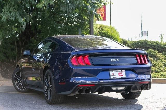 Used 2020 Ford Mustang GT Premium for sale $44,495 at Gravity Autos Atlanta in Chamblee GA 30341 33