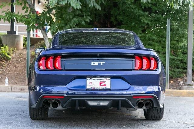 Used 2020 Ford Mustang GT Premium for sale $44,495 at Gravity Autos Atlanta in Chamblee GA 30341 34