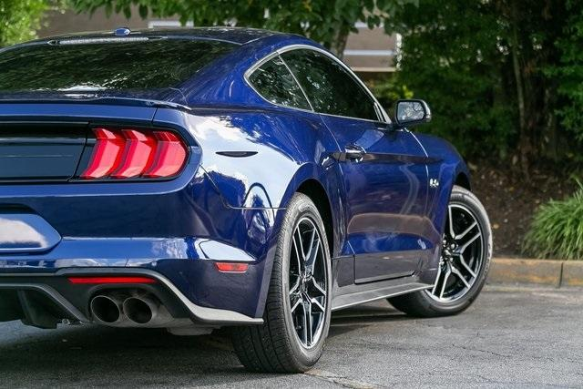 Used 2020 Ford Mustang GT Premium for sale $44,495 at Gravity Autos Atlanta in Chamblee GA 30341 37