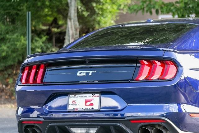 Used 2020 Ford Mustang GT Premium for sale $44,495 at Gravity Autos Atlanta in Chamblee GA 30341 38