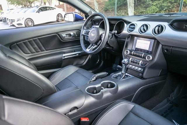 Used 2020 Ford Mustang GT Premium for sale $44,495 at Gravity Autos Atlanta in Chamblee GA 30341 7