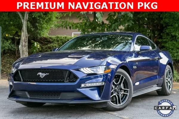 Used Used 2020 Ford Mustang GT Premium for sale $43,995 at Gravity Autos Atlanta in Chamblee GA