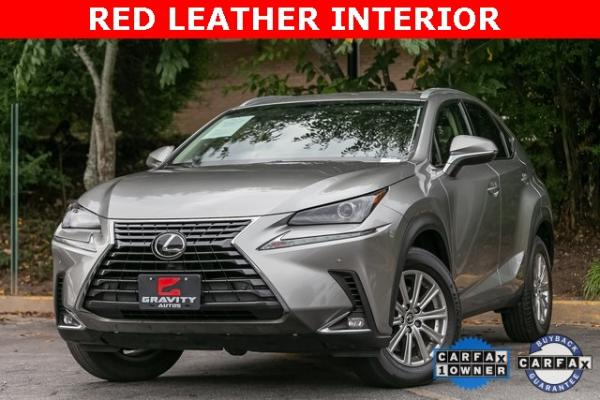 Used Used 2019 Lexus NX 300 Base for sale $31,985 at Gravity Autos Atlanta in Chamblee GA