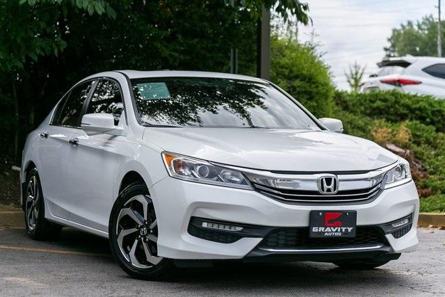 Used 2017 Honda Accord EX-L for sale Sold at Gravity Autos Atlanta in Chamblee GA 30341 3