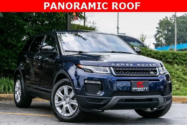 Used 2018 Land Rover Range Rover Evoque SE Premium for sale $35,928 at Gravity Autos Atlanta in Chamblee GA 30341 3