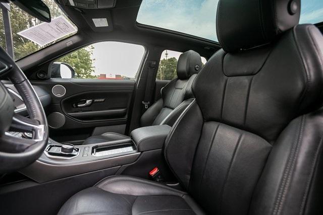 Used 2018 Land Rover Range Rover Evoque SE Premium for sale $35,928 at Gravity Autos Atlanta in Chamblee GA 30341 30