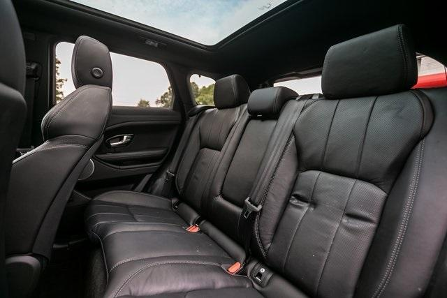 Used 2018 Land Rover Range Rover Evoque SE Premium for sale $35,928 at Gravity Autos Atlanta in Chamblee GA 30341 35