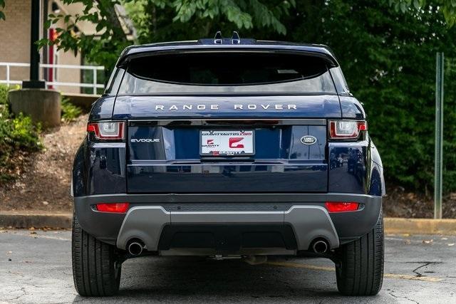 Used 2018 Land Rover Range Rover Evoque SE Premium for sale $35,928 at Gravity Autos Atlanta in Chamblee GA 30341 37