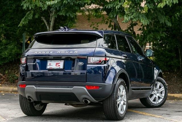 Used 2018 Land Rover Range Rover Evoque SE Premium for sale $35,928 at Gravity Autos Atlanta in Chamblee GA 30341 39