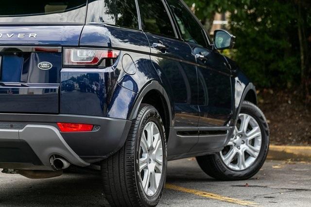 Used 2018 Land Rover Range Rover Evoque SE Premium for sale $35,928 at Gravity Autos Atlanta in Chamblee GA 30341 40