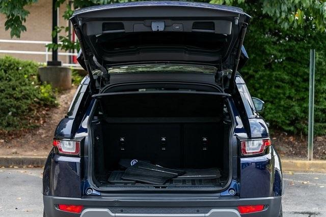 Used 2018 Land Rover Range Rover Evoque SE Premium for sale $35,928 at Gravity Autos Atlanta in Chamblee GA 30341 42
