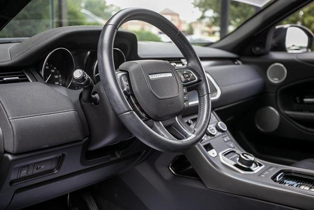 Used 2018 Land Rover Range Rover Evoque SE Premium for sale $35,928 at Gravity Autos Atlanta in Chamblee GA 30341 7